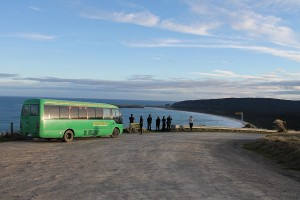 Bottom Bus - Tha Catlins, Stewart Island, Milford Sound
