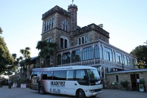 Larnach Castle with Headfirst Travel