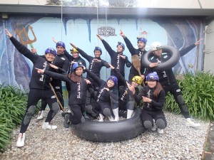 Blackwater Rafting Tour Waitomo