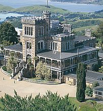 Stunning photo of Larnach Castle